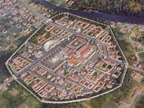 Roman City Bath Picture