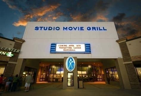 Studio Movie Grill** In Wheaton, Il
