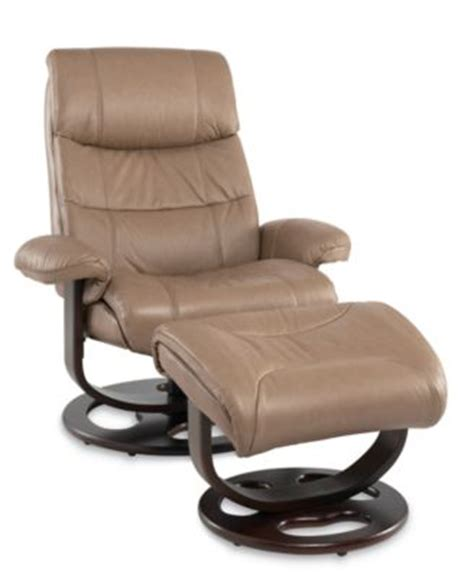 impulse swivel recliner chair with ottoman furniture
