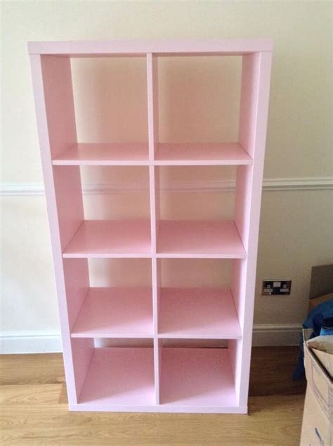 Shelves For Sale by Ikea Pink Kallax Storage Shelves For Sale In