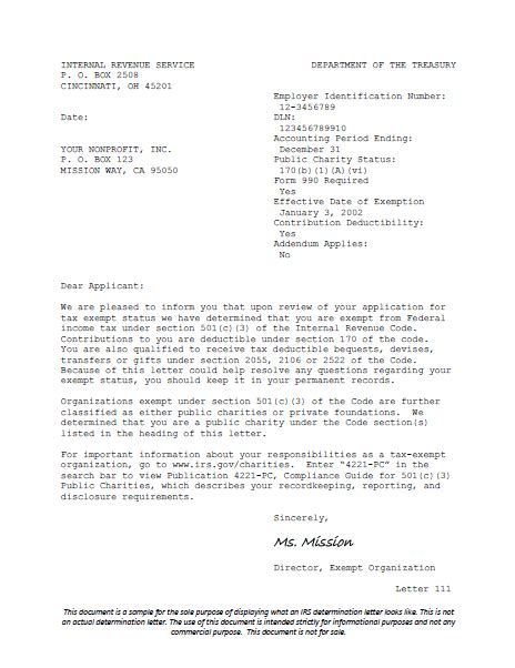 sle irs tax penalty abatement letter tax letters