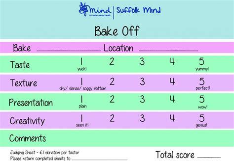 bake mind mental health sheet suffolk score fundraising event launch