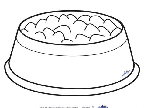 Dog Bowl Clipart - 34 cliparts