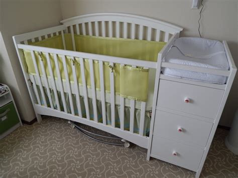 cribs units  nursery  daycare furniture wooden