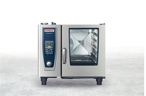 Rational Scc 61 Electric And Gas Rational Selfcooking Model 61