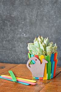 Popsicle Stick Crafts Reveal The Versatility Of Everyday Items