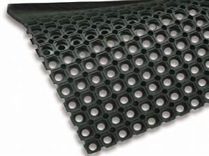 tapis caillebotis caoutchouc antiderapant 1200mm x 800mm With tapis antidérapant caoutchouc