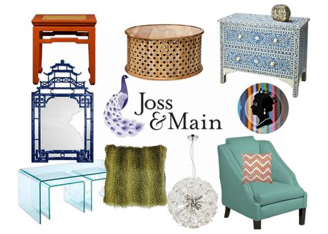 Big News!!!! My Joss And Main Curated Sale…  The English Room