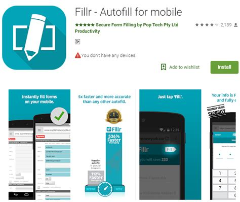 apps  fill    form  android wondershare