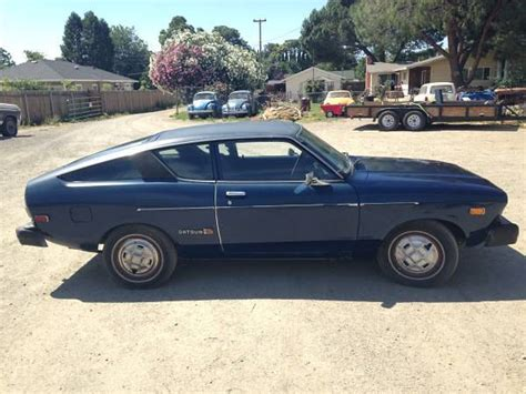 1976 Datsun B210 by 1976 Datsun B210 Hatchback Coupe For Sale In Sutter