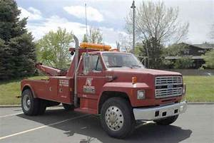 Ford F700 Tow Truck Wrecker  1991    Wreckers