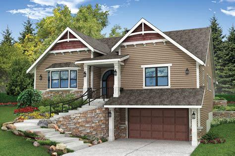 Sloped Lot Home Plans plougonver com