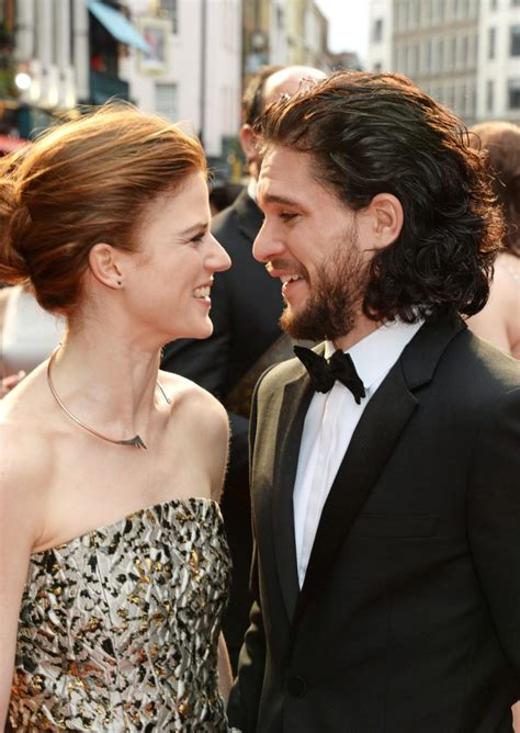 Game of Thrones' Kit Harington Talks About Being In Love ...