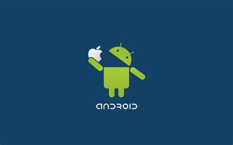 android to mac logo android vs apple apexwallpapers