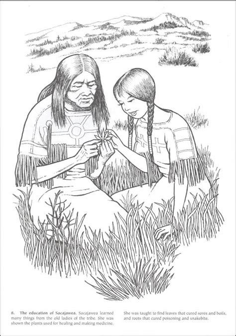 Sacagawea Lewis And Clark Worksheet