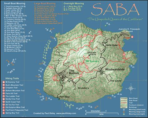 Saba Diving Information - Scuba Diving Resource