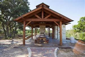 Outdoor Pavilion Plans: A Way to Expand Your Outdoor Area