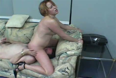 Dominatrix Educates Youthful Short Haired