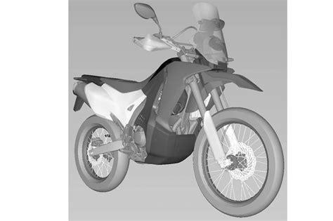 2017 Honda Dual Sport Motorcycle