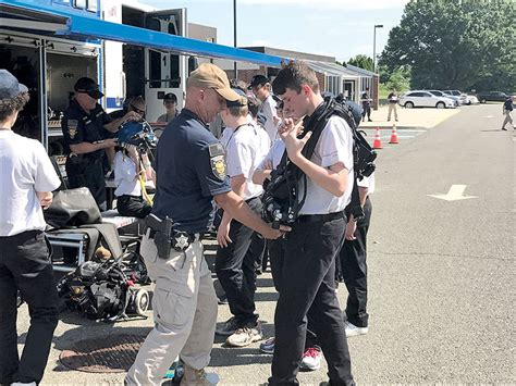 Sheriff Youth Week Gives Teens A Look Into Police Work