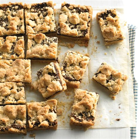 cuisine cooky fig crumble bars