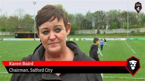 Karen Baird Salford City