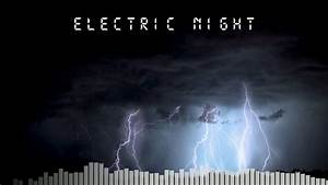 Electric Night - Cinematic instrumental Synth music ...
