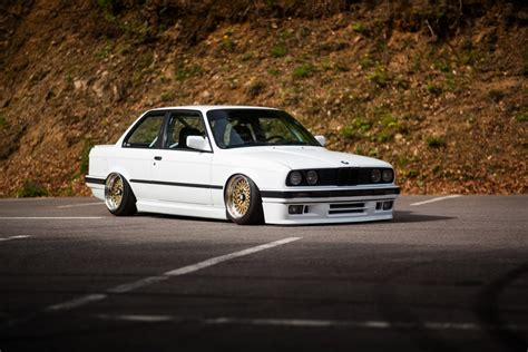 The Total Package Daniel 39 S Bmw E30 Stancenation
