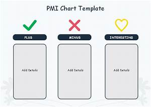 Free Pmi Chart Template