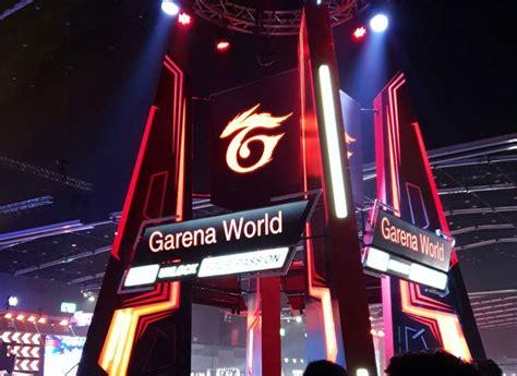 missed  garena world