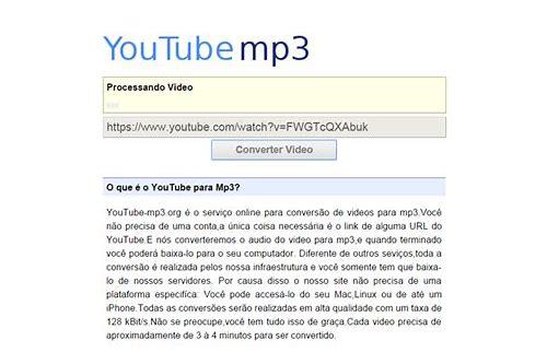 video em baixar de conversor de audio mp3