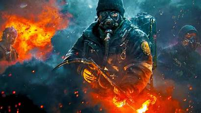 Division Games 4k Pc Tom Clancy Gaming