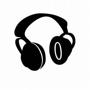 Headphones Vector - ClipArt Best