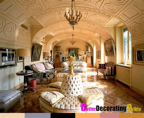 Celebrity Home Inside Donatella Versace's Apartment