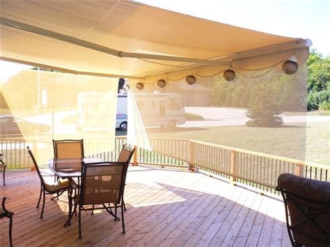 sunsetter patio awning lights icamblog