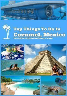 Top fun things to do in Cozumel, Mexico, on vacation ...