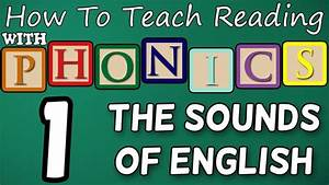 how to teach reading with phonics 1 12 the alphabet With learn to read letter sounds