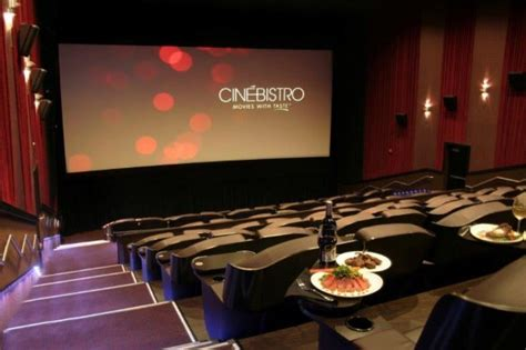 cinebistro  town brookhaven  rolling