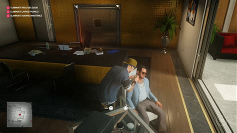 hitman  colombia level lets   selfies  stab