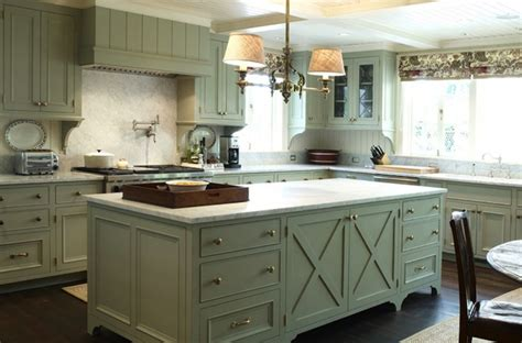 Homeofficedecoration  French Country Kitchen Cabinets Design