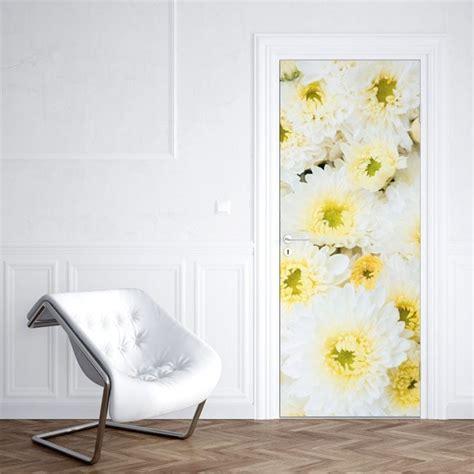 fiori adesivi per pareti fiori adesivi per porte