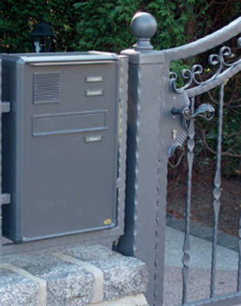 Das Tor Alles Ueber Die Oeffnung Im Zaun by T 252 Ren Fenster Portal Briefkasten Briefk 228 Sten