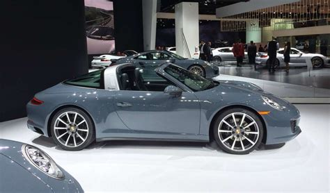 New Porsche Color- Graphite Blue Metallic