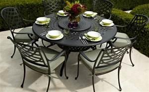 Gartenmöbel Set Runder Tisch : gartenm bel set metall ~ Bigdaddyawards.com Haus und Dekorationen