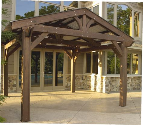 metal gazebos and pergolas gazebo ideas