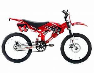 Hyper Motor bicycle