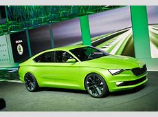 Skoda VisionC Concept Shines in Geneva [Live Photos
