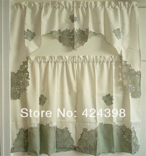 Aliexpresscom  Buy Simple And Elegant Kitchen Curtains