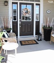 Front Porch Summer Decorating Ideas