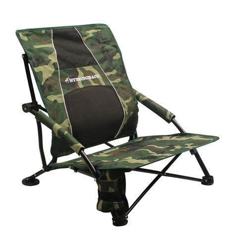 strongback low gravity folding chair with superior